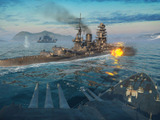 『World of Warships』プロモサイト2.0が開設、ゲームの基礎や艦艇を紹介
