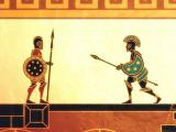 壁画スタイルのギリシャ神話アクション『Apotheon』の配信時期が決定