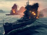 『World of Warships』のプレミアムテストを実施!先着順で参加者を募集