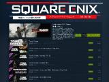 Steamで「SQUARE ENIX パブリッシャーウィークエンド」が開催中、あの人気作が最大85%オフ