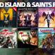 海外PS Nowにて『Metro: Last Light』や『Escape Dead Island』などDeep Silverタイトルが多数配信