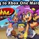 2Dアクション『Shantae and the Pirate's Curse』が海外でXbox One向けに移植決定