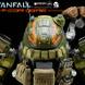 threezeroの『Titanfall』全高約50cmの「オーガ」フィギュアが国内で3月29日より予約販売開始