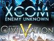 2K人気タイトル『XCOM: Enemy Unknown』と『Civilization V』の「Complete Edition」が発売予定