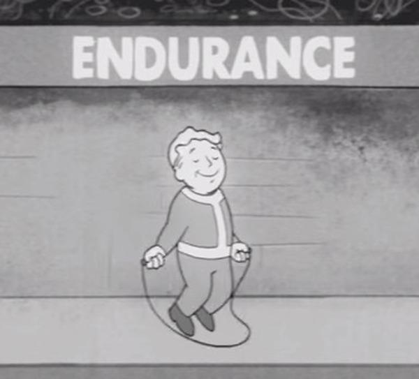 『Fallout 4』の「S.P.E.C.I.A.L.」紹介アニメ第3弾!(Endurance編) | Game*Spark - 国内・海外ゲーム情報サイト