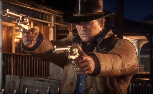 『レッド・デッド・リデンプション 2』新トレイラー!新主人公の名は「アーサー・モーガン」【UPDATE】 | Game*Spark - 国内・海外ゲーム情報サイト