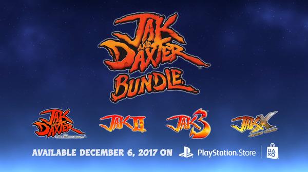 ノーティー開発『ジャック×ダクスター』シリーズのPS4版が近日海外配信!―ローンチトレイラー公開