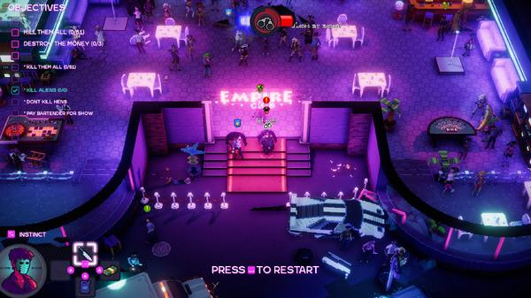パリピ殺戮アクション『Party Hard 2』10月25日発売決定!―デモ版の配布も開始