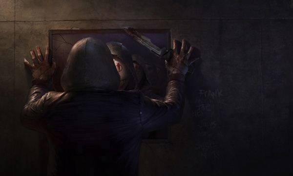 『Dead by Daylight』意味深ティーザー更新―複数の名前と鏡写しのマスクは何を意味するのか   Game ...