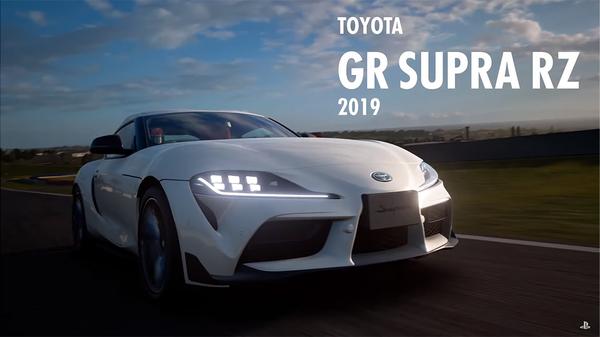Gran Turismo Sport Update >> 『グランツーリスモSPORT』新アップデート配信!新規車種はトヨタ GRスープラ RZやパガーニ ウアイラなど5台 ...