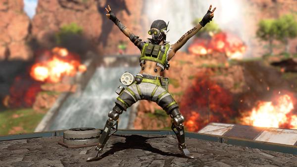 『Apex Legends』ファン作成「オクタン」らしさ満載のフィニッシャー映像―開発スタッフも絶賛