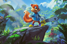 「Conker」パックを紹介する『Project Spark』最新トレイラー、1時間弱の実演映像も 画像