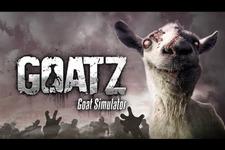 『Goat Simulator』最新DLC「GoatZ」が発表―今度はゾンビサバイバルに!? 画像
