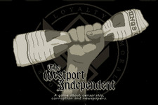 『Papers, Please』風の新聞検閲シム『The Westport Independent』アルファ版デモが配信 画像