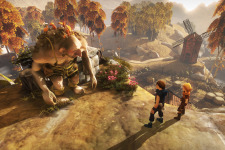 『Brothers: A Tale of Two Sons』PS4/Xbox One版とモバイル版が発表―新世代機は今夏海外リリース 画像
