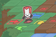 【E3 2015】Xbox One向けに『Castle Crashers Remastered』が発表!―新たなミニゲームも追加 画像