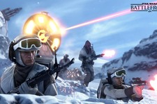 Electronic Arts、TGS2015に『Star Wars: Battlefront』をプレイアブル出展! 画像