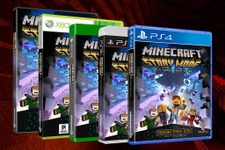 『Minecraft: Story Mode』海外配信日決定、マイクラストーリー第1弾10月始動! 画像