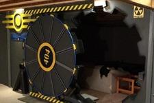 熱烈『Fallout』ファンが「Vault」ドア制作―溢れるDIY精神で自宅地下室改造 画像
