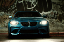 『Need for Speed』BMWの新型車「M2 Coupe」が登場―ローンチより運転可能!  画像