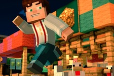 海外レビューハイスコア『Minecraft: Story Mode - Episode 1: The Order of the Stone』 画像