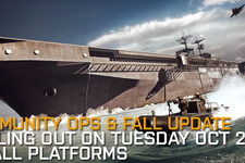 『Battlefield 4』無料DLC「Community Operations」と秋パッチが近日配信―新マップ追加へ 画像