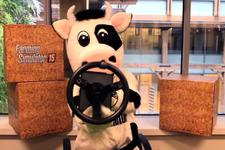 これでいつでも農機体験!PC版『Farming Simulator 15』専用コントローラートレイラー 画像