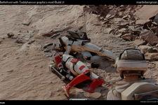 えっ実写映画じゃないの?『STAR WARS バトルフロント』グラフィックModが開発中 画像