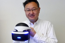 SCE吉田修平氏が北米市場やVR戦略語る―「2016年は出すと言ったものを出す」 画像