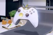 Xbox Eliteコントローラーにホワイトカラー登場か―HoloLens紹介映像内に出現 画像