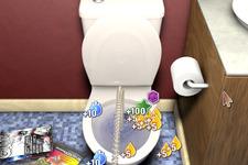 トイレで用を足すクリッカー系ゲーム『Urine It to Win It!』がSteam Greenlightに登場 画像