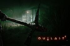 イカつい凶器が狙うものとは…『Outlast 2』新予告イメージがお披露目 画像
