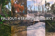 ウェイストランドに四季を!『Fallout 4』Mod「Seasons」動画が披露 画像