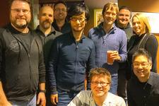 小島監督がSCEベンド訪問―ステルスACT『サイフォンフィルター』のスタジオ 画像