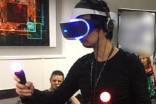 小島監督がSCEロンドンスタジオでVR体験―『テラウェイ』のMedia Moleculeにも訪問 画像