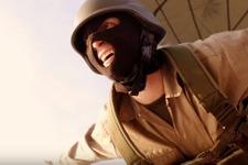新しいボスが欲しい…『MGSV: TPP』フルトン回収される兵士を描いたファン実写映像