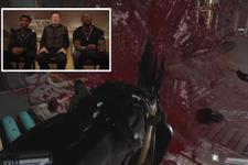 ゲーム下手コナン・オブライエンの『DOOM』レビュー映像!―NFL選手と楽しくプレイ 画像