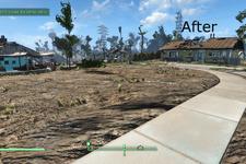 【このModがスゴイ】『Fallout 4』ユーザー待望「Spring Cleaning」拠点を超綺麗にお掃除! 画像