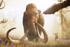 """石器時代と言えばコイツ!『Far Cry Primal』""""マンモス""""の海外向けゲームプレイ映像 画像"""
