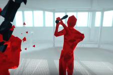 時間停止FPS『SUPERHOT』最新ゲームプレイ―武器投棄も戦略の1つだ 画像