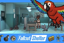 『Fallout Shelter』の最新アップデート「1.4」が発表―クラフト要素も! 画像