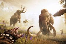 『ファークライ プライマル』最新情報&石器時代コンセプトトレイラー公開―この世界では人類は弱者だ! 画像