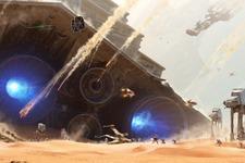 『STAR WARS バトルフロント』キャンペーン非搭載は「意識的な決断」―EA幹部語る