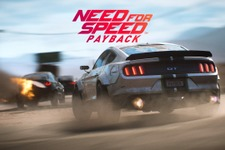 【E3 2017】最新作『Need for Speed Payback』ゲームプレイトレイラー公開! 画像