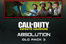 『CoD: IW』DLC第3弾「ABSOLUTION」の国内PS4版配信日が決定!