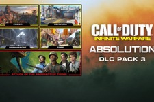 PC/PS4/Xbox One『Call of Duty: Infinite Warfare』のDLC「Absolution」トレイラーが公開