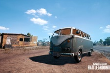 『PLAYERUNKNOWN'S BATTLEGROUNDS』に登場予定の新車両が披露!