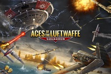 WW2弾幕STG『Aces of the Luftwaffe - Squadron』Steamで配信中-ドイツ空軍の超兵器を撃破せよ! 画像