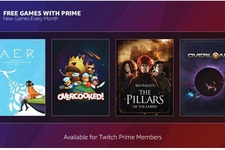 Twitch Prime11月の無料ゲーム配信は『Overcooked』『AER: Memories of Old』など全4作品 画像