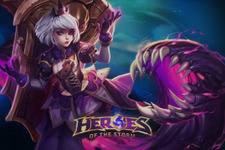 『Heroes of the Storm』新ヒーロー「Orphea」発表!【BlizzCon2018】 画像